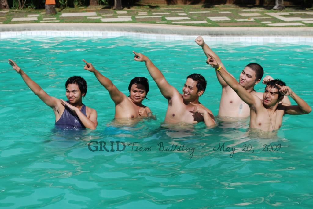 GRID boys 4
