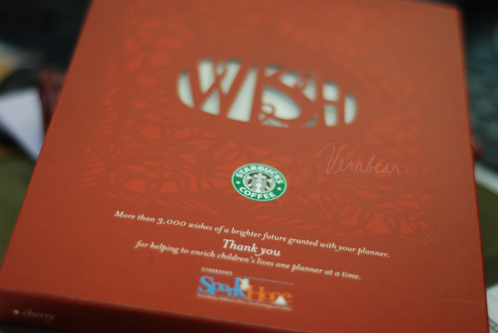 starbucks wish box