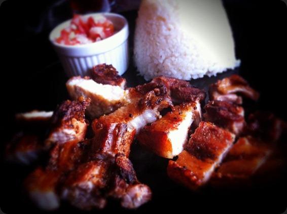 Salsa Pork