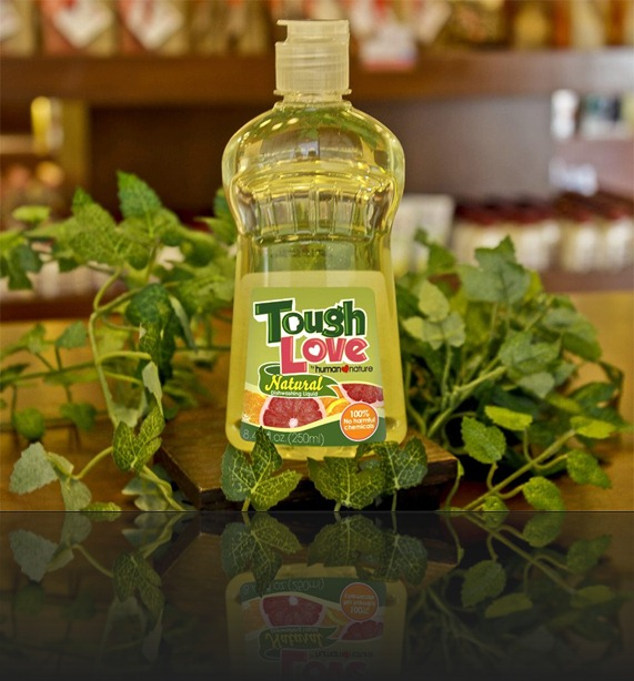 ToughLove Dishwashing Liquid HN